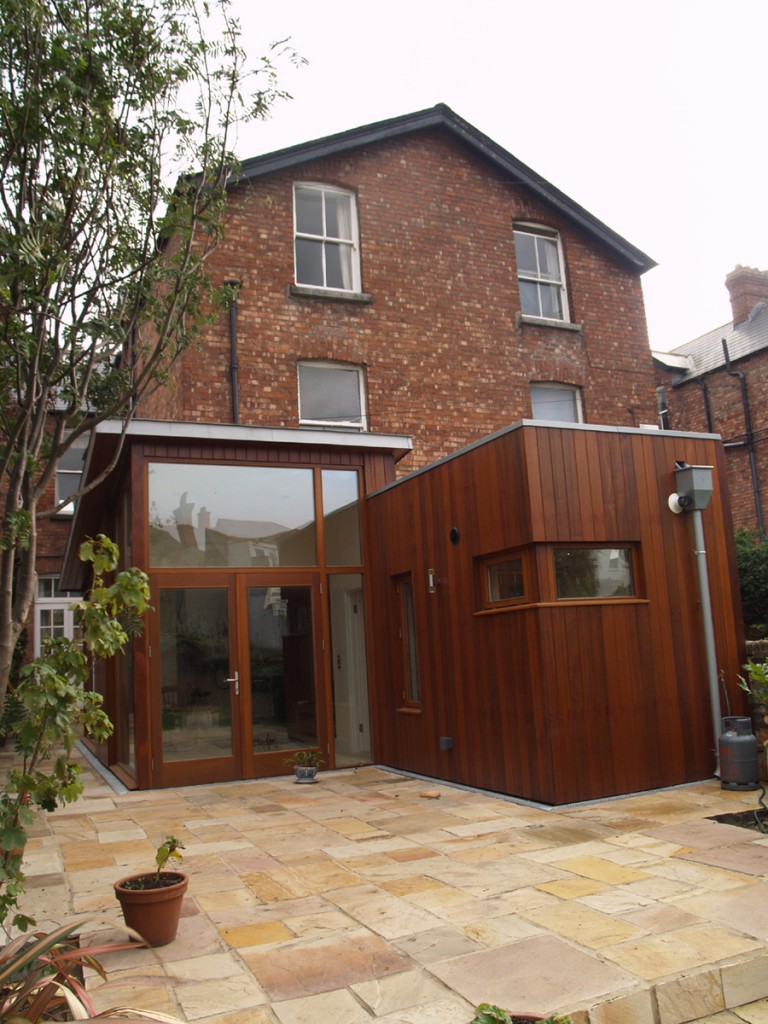 House Extension in Ballsbridge