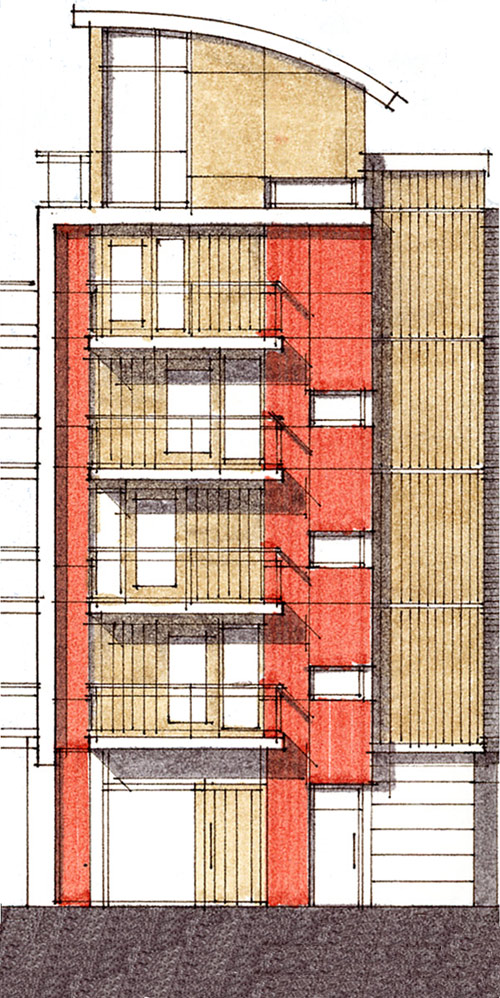 Holles Street Social Housing Competition