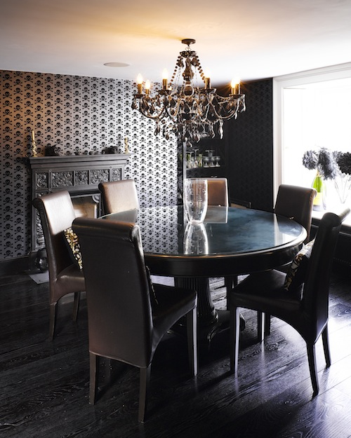 Carysfort Ave- dining
