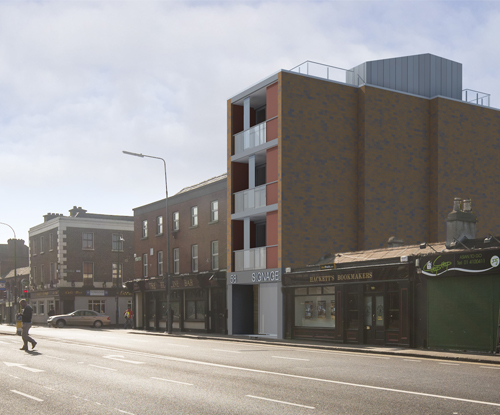 Clanbrassil st view 2
