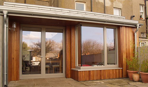 Drumcondra-rear extension
