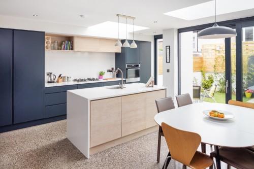 House Extension Kitchen-1