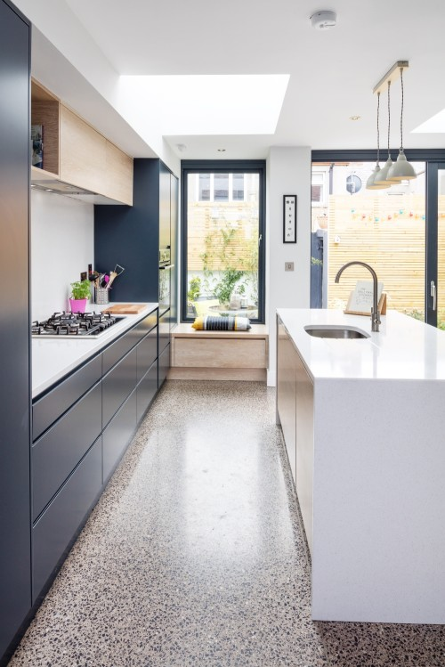 House Extension Window Seat