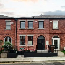 New built Phibsborough Kelliher Miller Architects