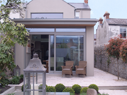 Extension to period home