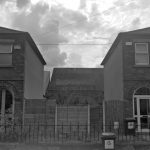 Vacant Site Phibsborough before construction Kelliher Miller Architects