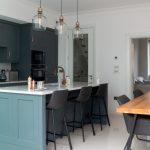 New Built Mid Terrace Phibsborough Kelliher Miller Architects Kitchen